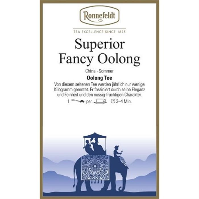 Superior Fancy Oolong | 100 gr.