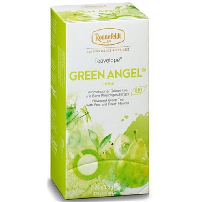 Teavelope | Green Angel