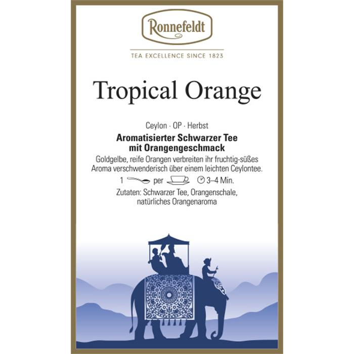 Tropical Orange | 500 gr.