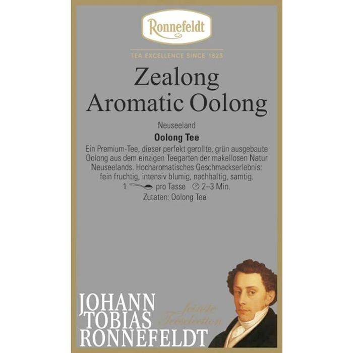 Zealong Aromatic Oolong | 250 gr.